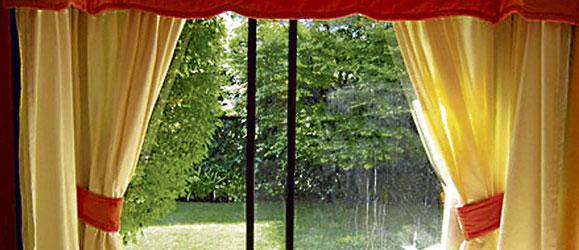 Lavado de cortinas