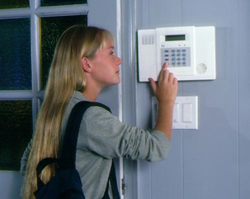 Seguridad para el hogar