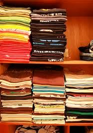 Doblar camisetas rápido
